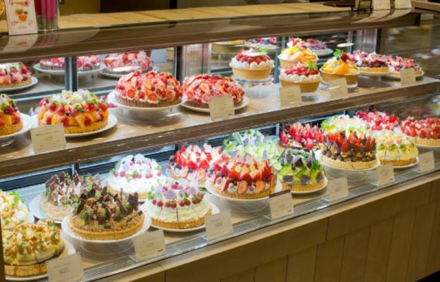 ラ・メゾン アンソレイユターブルパティスリー ペリエ千葉店の画像・写真