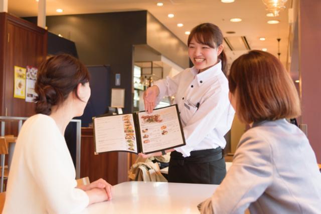 【カフェ正社員】スタッフ・店長・マネージャー・本社専門職候補の画像・写真