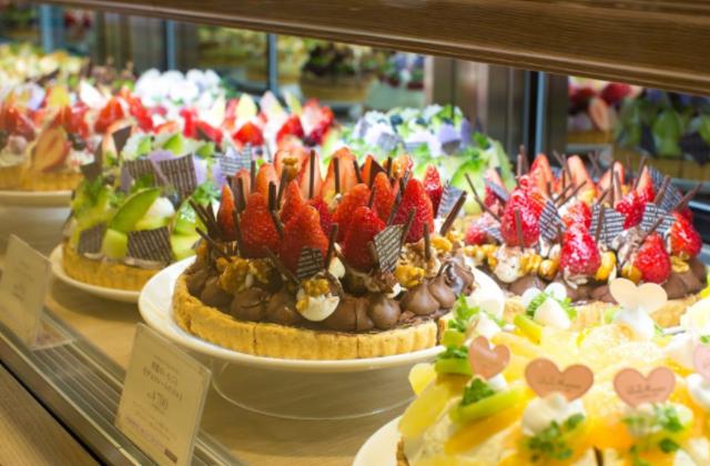 ラ・メゾン アンソレイユターブル 横浜ランドマーク店の画像・写真