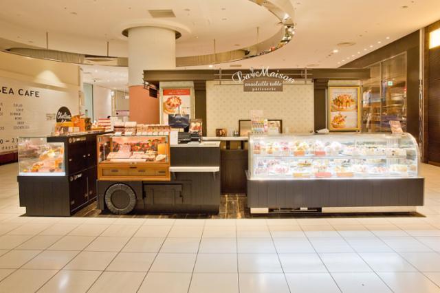 ラ・メゾン アンソレイユターブル パティスリー 浦和パルコ店の画像・写真