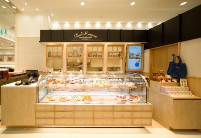 ラ・メゾン アンソレイユターブル パティスリー セレオ八王子店の画像・写真