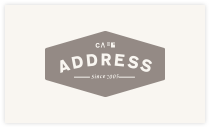 CAFE ADDRESS